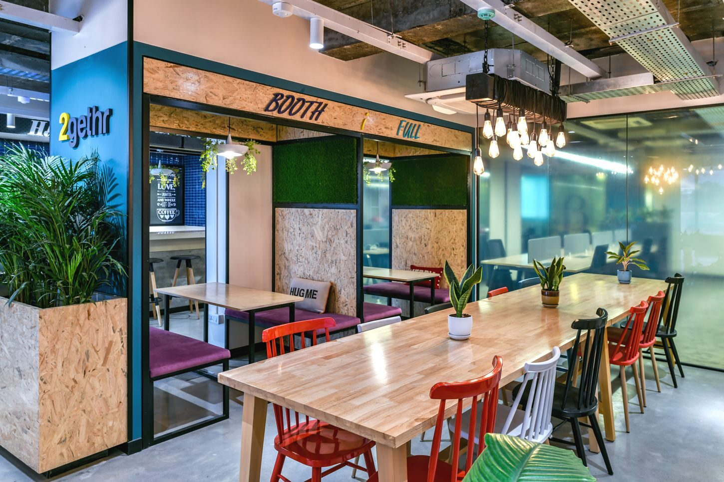 Activity based Working Spaces