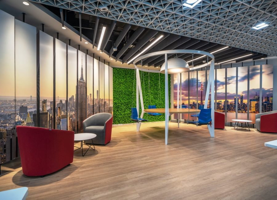 workplace interior design