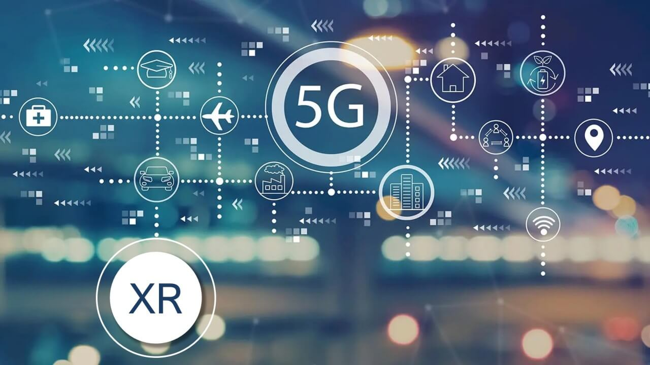 Impact of 5G & XR on Workplace Design